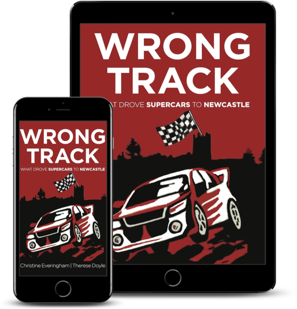 Wrong Track eBook